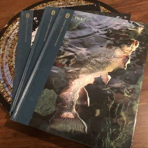 The Hunting And Fishing Library Vintage 80s Books